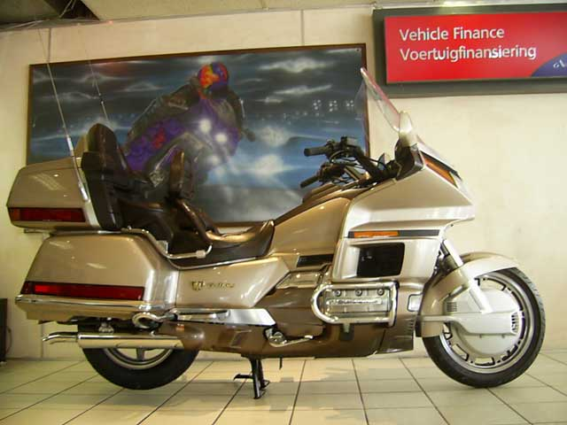1988 Honda GL1500 Goldwing