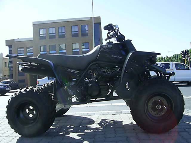 2007 Yamaha Banshee 350 Limited Edition