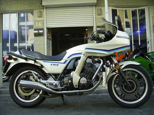 Honda CBX1000 Supersport