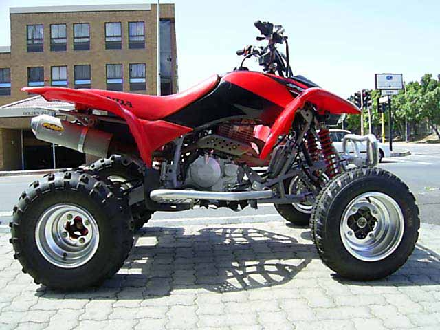 See Honda TRX 400cc Quads For Sale At 277 Durban RD, Tygervalley!
