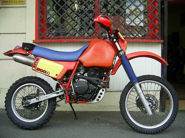 Honda XR500RE Scrambler
